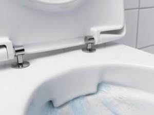 Design Award voor wc zonder rand