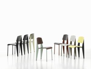 Vitra neemt mee naar Milaan: nieuwe versie van iconische stoel