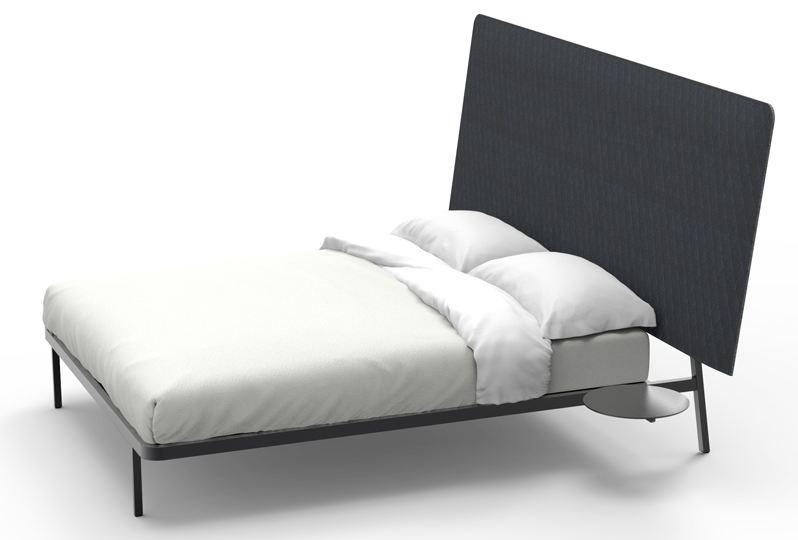 Nieuw bed voor mensen met hobby's
