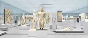 Ga naar het Louvre, in Lens