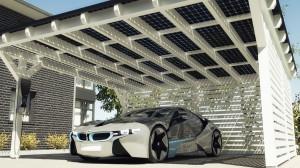 Leg een BMW op je dak