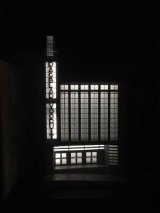 Brunfaut in het Atomium