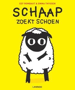 Schaap zoekt schoen: fris kinderboek