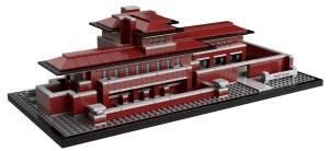 Robie House - Frank Lloyd Wright