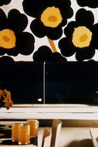 04 - Stofontwerp Unikko 1964 Ontwerper Maija Isola