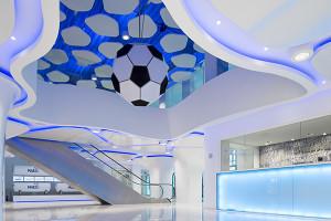 Ghelamco Arena Contract Interior Award 2014