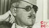 Op pad met de wandelstok van James Joyce