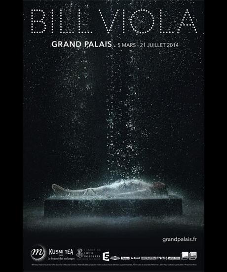 Bill Viola - Grand Palais