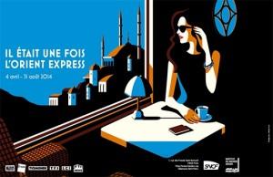 Expo Orient Express Parijs