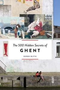 COVER 500 HIDDEN SECRETS GHENT