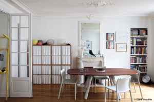 Binnengluren bij Parijse designers