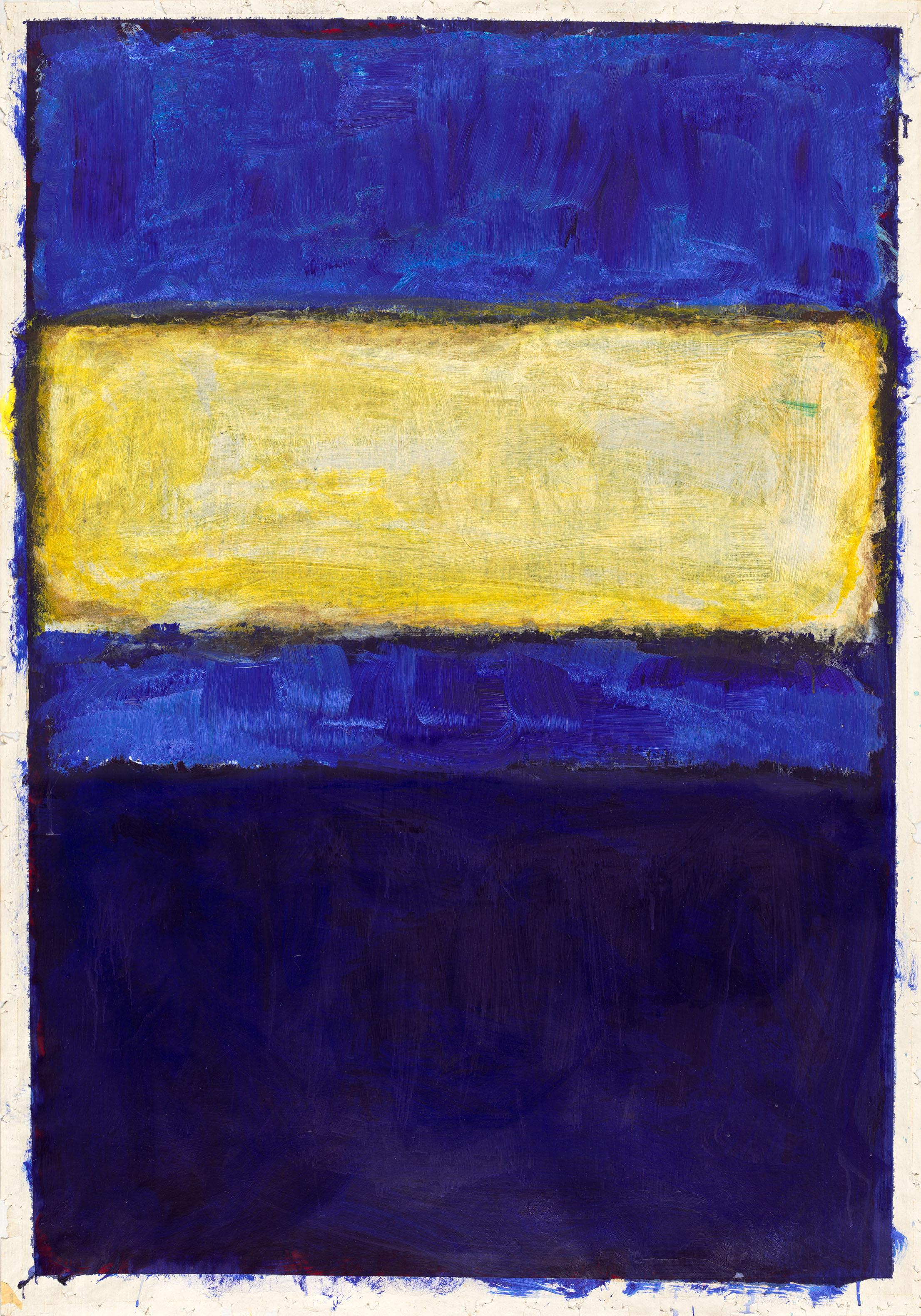Mark Rothko: blozend roze en knallend blauw