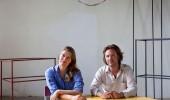 Fien Muller & Hannes Van Severen / foto Virginie Schreyen