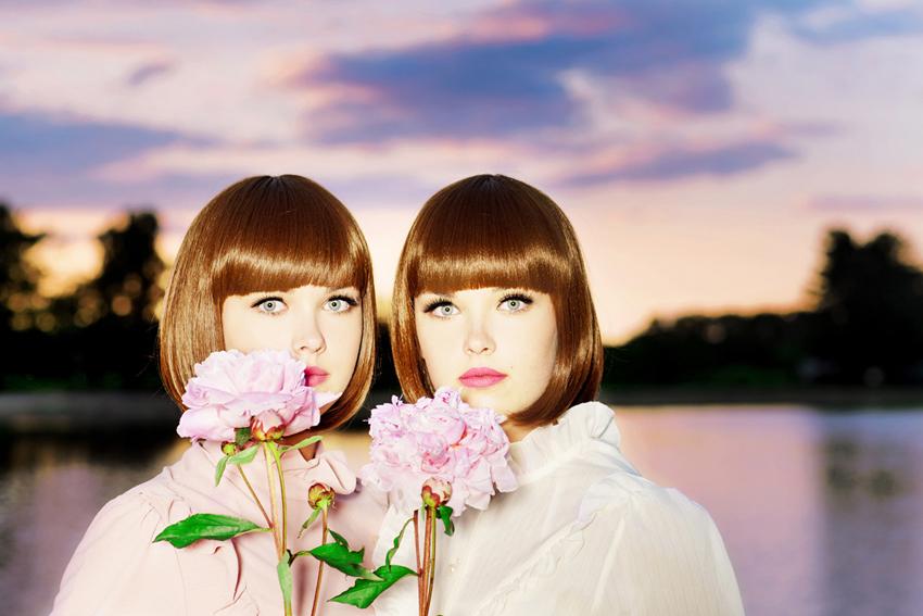 De living dolls van Liesje Reyskens