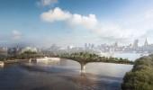 Londen krijgt Garden Bridge