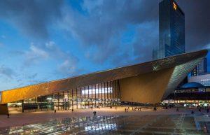 Bouwprijs 2015 Rotterdam Centraal ZNOR