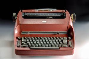 Kicken op de rode IBM van W.F. Hermans