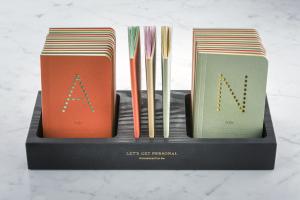 Winnaars Personalife-notitieboekjes