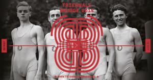 Triennale Brugge foto zwemmers ZNOR