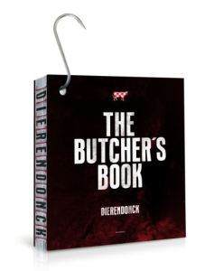 Dierendonck The Butcher's Book cover ZNOR ©ThomasSweertvaeger