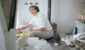 Keramiste Anja Meeusen: 'Ik ben geen designer, maar ambachtsvrouw'