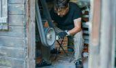 Messenmaker Antoine Van Loocke: afval als grondstof