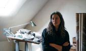 Keramiste Roos Van de Velde: het onzichtbare zichtbaar maken