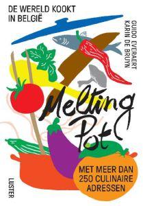 Melting Pot cover ZNOR