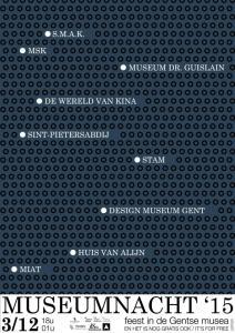 Museumnacht in Gent: gratis naar binnen in 9 musea + 1 expo