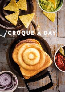 Croque a day cover ZNOR