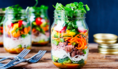 Culinaire hype deze lente: food in a jar