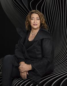 Zaha Hadid plots overleden