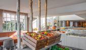 FERM: biologisch restaurant, food market, patisserie én take-away