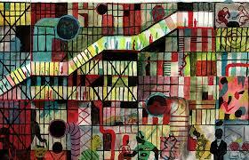 Het flamboyante Parijs van Brecht Evens