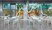 Bar Julien: het leven door een turquoise bril
