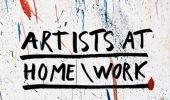 Op huisbezoek bij de kunstenaar