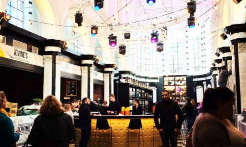 Nieuwe hotspot voor foodies: Holy Food Market in Gent