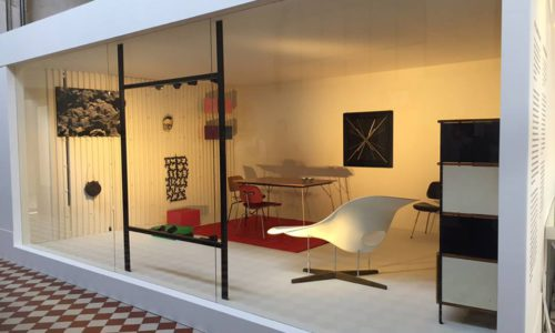 The World of Charles and Ray Eames in C-mine Genk