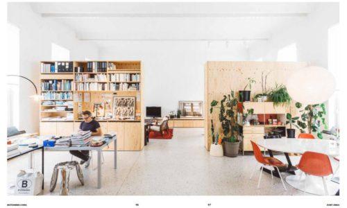 Win het nieuwe 'Sketchbook Living – architecten en hun woning'