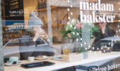 Madam Bakster: nu in real life, met koffiebar