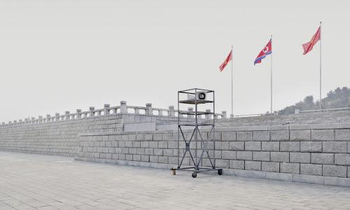 Palace of the Sun Kumsusan Memorial Palace, Pyongyang, 2014