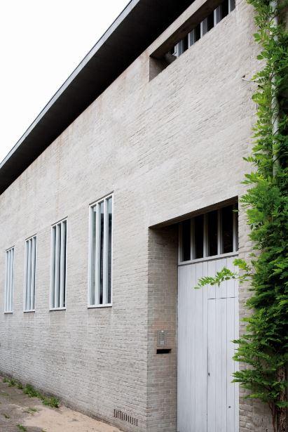 Architectenwoning Marie-José Van Hee