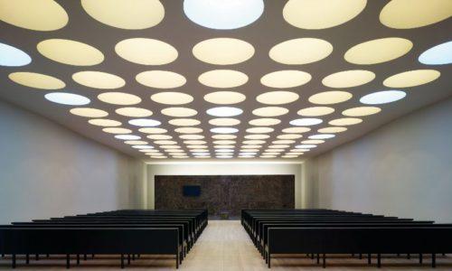 Belgische 'best building' Crematorium Heimolen