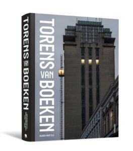 Cover boek Torens van Boeken