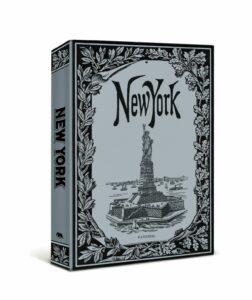 cover NEW YORK Hannibal Books