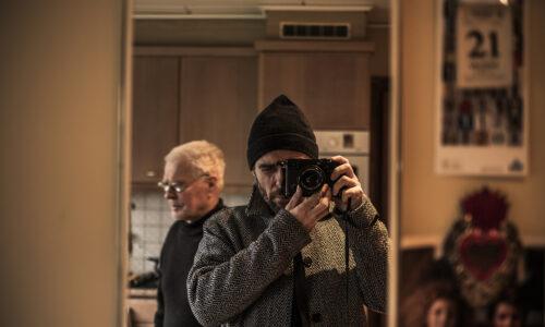 Fotograaf Diego Franssens op zoek naar vader Herman